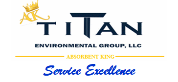 Titan Absorbent King – Absorbents & Environmental Products
